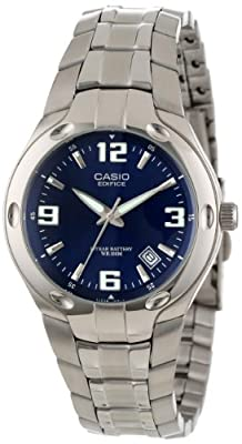 Casio EF106D-2AV Stainless Steel Watch