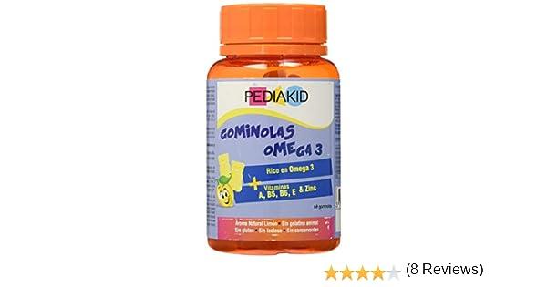 Ineldea Pediakid Gominolas Omega 3-60 Gominolas