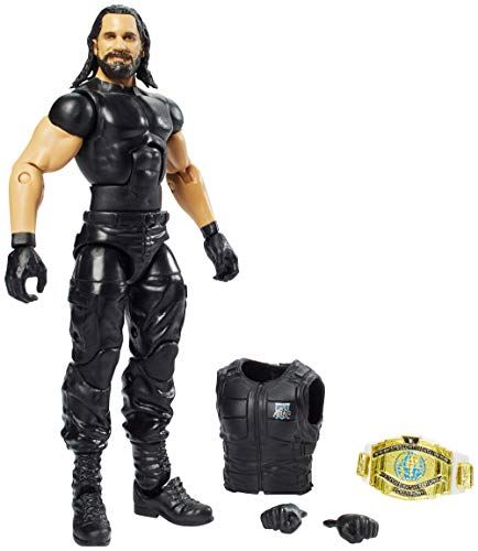 WWE Seth Rollins Elite Collection Action Figure (The Shield Toys Wwe)