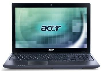 Acer AS5750G-2454G50MN - Ordenador portátil 15.6 pulgadas (Core i5 2400, 4 GB