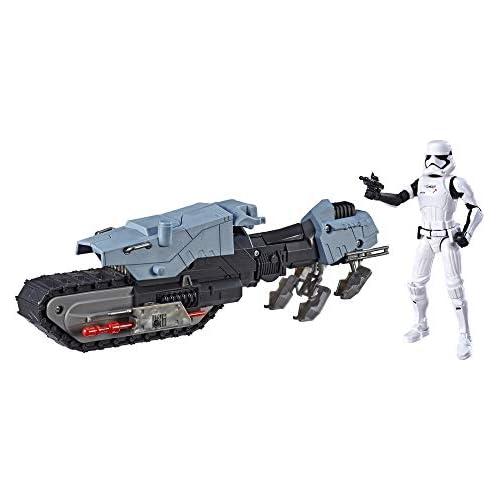 chollos oferta descuentos barato Star Wars Figura con vehículo Treadspeeders Primera Orden Hasbro E3030EU4