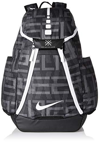 Nike Basketball Hoops Elite Max Air Team 2.0 Graphic BA5260 (Black/White) (Nike Hoops Elite Max Air Team 2-0 Inside)
