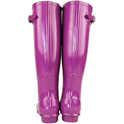 To Super Free Supaberry Winning Last Made Comfy Handmade Rubber And Delivery Womens 12 Boots Rockfish Month Award With Guarantee Wellington PndA0Aq