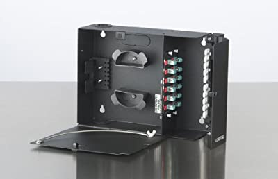 WCH-02P - Corning WCH Wall Mount Housing for 2 CCH Panels