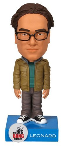 Funko Big Bang Theory: Leonard Wacky Wobbler