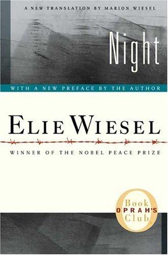 Night Elie Wiesel product image