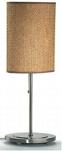 Lite Source LS-2051PS/RATT Table Lamp