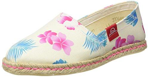 HAMPTONS Muticolor Multicolore Espadrillas MISS Donna Basse Polynesia d0SxY6wq6