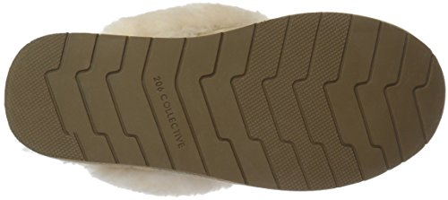 206 Collective Women's Roosevelt Shearling Slide Slipper Sand Suede enjoy cheap price outlet limited edition cheap sale popular shop offer sale online discount sale 7axnV7xc