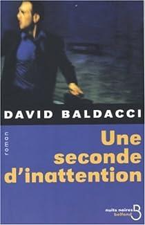 Une seconde d'inattention par Baldacci