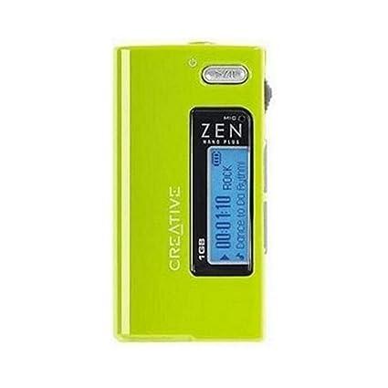 Amazon creative zen nano plus 1 gb mp3 player green home creative zen nano plus 1 gb mp3 player green fandeluxe Image collections