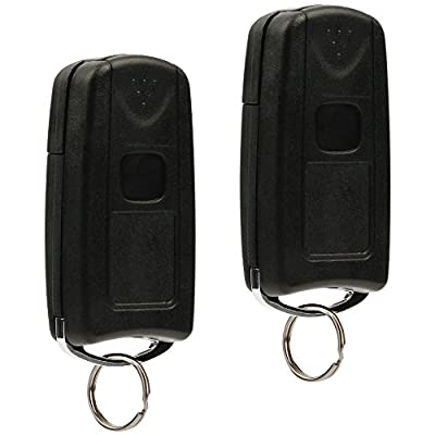 fits 2007 2008 Acura TL Flip Key Fob Keyless Entry Remote (OUCG8D-439H-A), Set of 2: Automotive