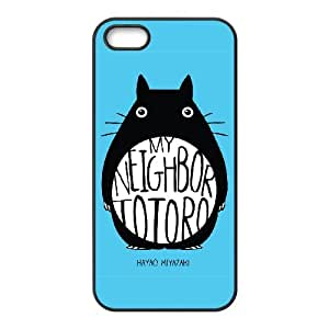 My Neighbor Totoro For iPhone 5, 5S Csae protection phone Case ST113692