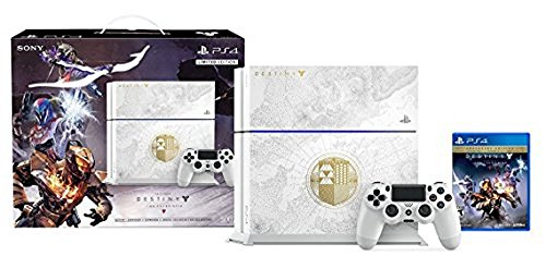 PlayStation 4 500GB Limited Edition Console - Destiny: The Taken King Bundle [Discontinued]