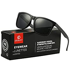 DeBuff it worth to try and trust:  DeBuff is always devoting to offering Amazon users products with low cost but high performance.  We supply with kinds of sport sunglasses, fishing sunglasses, driving sunglasses, running sunglasses and golf ...