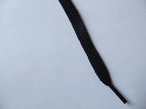 Schwarze Schnürsenkel extra stark - ca 150 cm lang - 12 Paar im Vorratspack