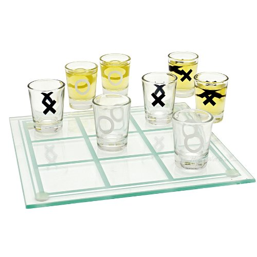 Tic Tac Toe Drinking Game ()