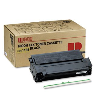 430222 Toner, 4500 Page-Yield, Black by RICOH (Catalog Category: Office Equipment & Equipment Supplies / (Ricoh Plain Paper Fax)