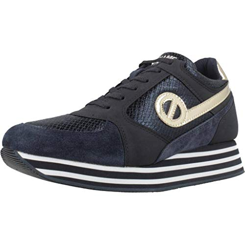 Deportivo Azul Name para Name Calzado PARKO Marca NO Color Mujer Modelo para Mujer Deportivo Jogger Calzado Azul NO Azul T0wTC