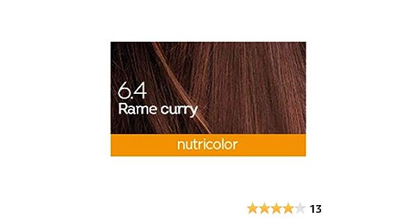 Biokap Tinte Copper Curry Dye 140Ml. Cobrizo Curry 6.40 140 ml