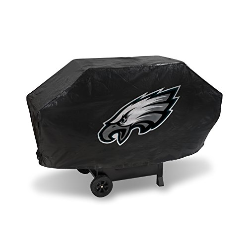 NFL Philadelphia Eagles Vinyl Padded Deluxe Grill Cover ()