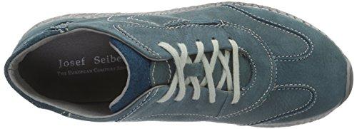 Josef Seibel Lia 03, Zapatillas de Estar por Casa para Mujer Azul - Blau (Aqua/Topazio 543)
