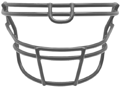 Schutt Sports Carbon Steel DNA-ROPO-UB Youth Football Faceguard, Gray