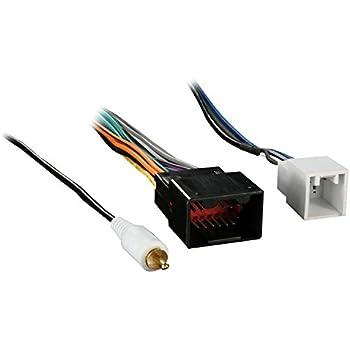 metra 70 5516 pre amplifier plug 2 for ford. Black Bedroom Furniture Sets. Home Design Ideas