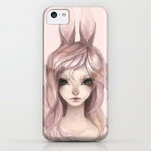 Society6 - Rabbit Ears iPhone & iPod Case by Denaesketch wangjiang maoyi