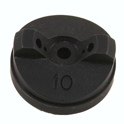 3M 91-071-10 Size 10 Standard Air Cap: Automotive [5Bkhe0409220]