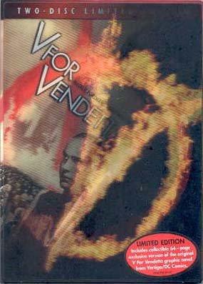 Was V for vendeda based on a comic book?