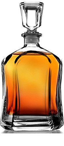 Bourbon Decanter - 1