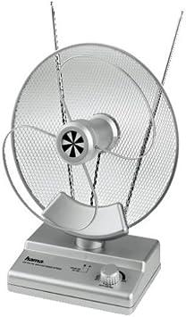 Hama Dvb T Zimmerantenne 36db Digital Und Analog Für Tv Elektronik