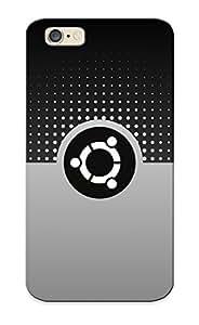 B2a86f84801 Standinmyside Black Ubuntu Durable Iphone 6 Tpu Flexible Soft Case With Design