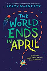 Is middle school drama scarier than an asteroid heading for Earth? Find out in this smart and funny novel by the author of The Miscalculations of Lightning Girl.Every day in middle school can feel like the end of the world.Eleanor Dross knows...