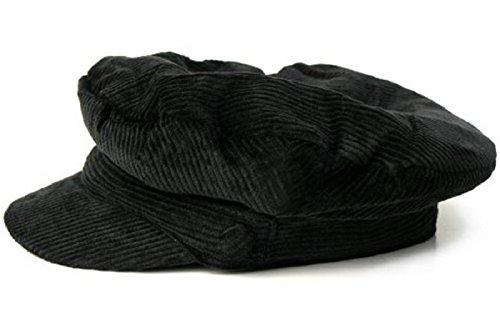 The Beatles Hard Days Night Apple Logo Official Retro Black Cord Hat