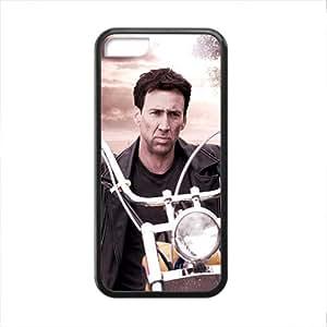 Custom Nicolas jaula Hrad caso de alta calidad para iPhone 5C