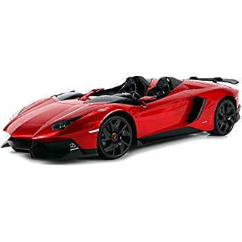 this item licensed lamborghini aventador j roadster limited edition electric remote control car big 112 scale ready to run rtr