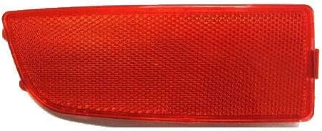 IMS auto parts Mercedes Sprinter W906 Rear Back Bumper Red Reflector Set of 2 Left Driver Side 2007 to 2016