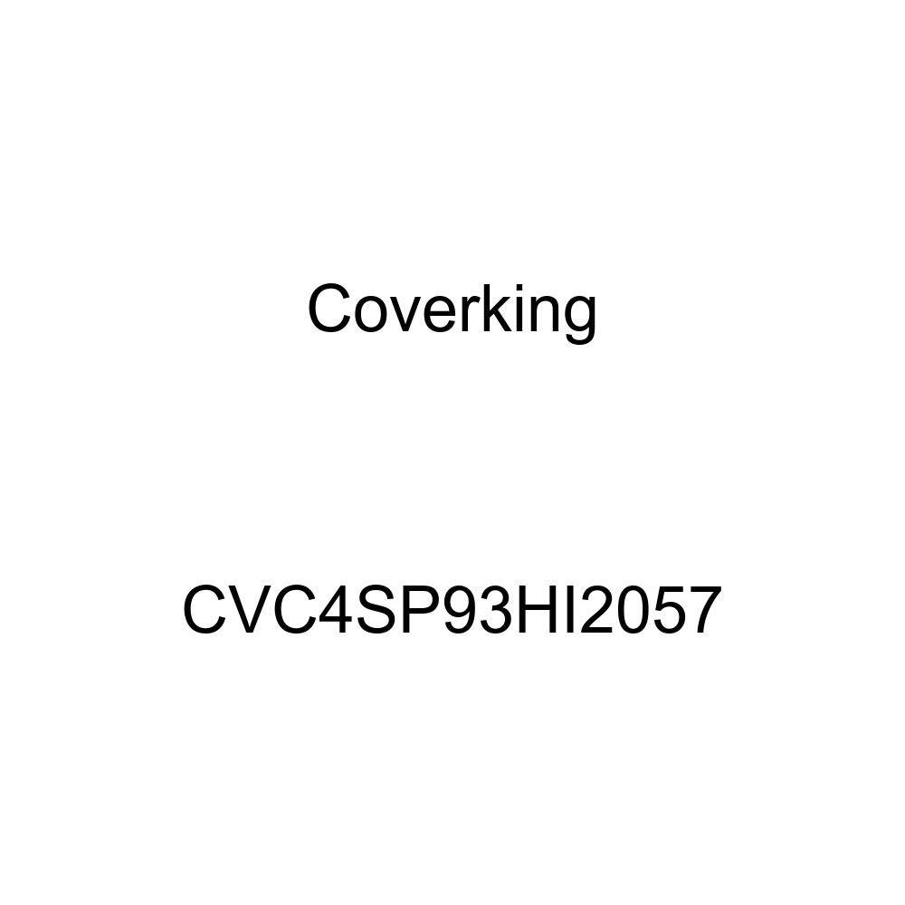 Coverking CVC4SP93HI2057 Yellow Stormproof Custom Vehicle Cover