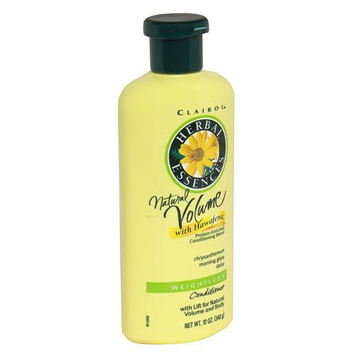 B00005360U Herbal Essences Conditioner, Natural Volume Weightless Conditioner, with Hawafena - 12 fl oz 410M8FTCB4L
