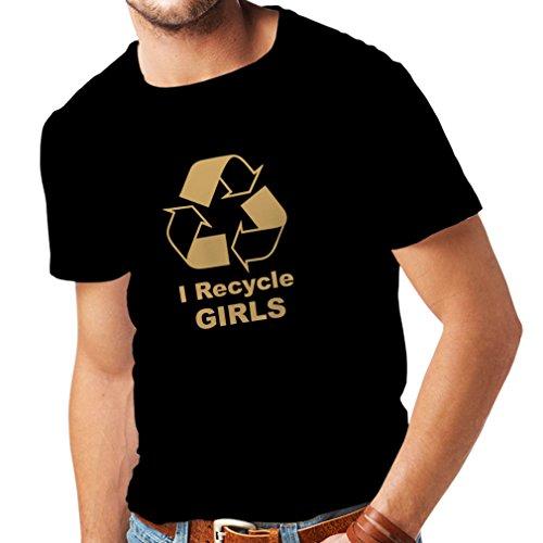 n4036-i-recycle-girls-funny-t-shirt-xxxl-black-gold