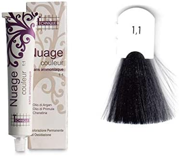 Technique Nuage sin amoniaco 100 ml 1.1 Nero Blu