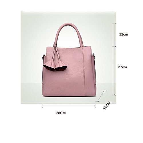Xin mano Yu da Blu Chuang Colore borsa a donna borsa Viola in classica sintetica Borsa pelle afinta pelle 5xxAw8qf