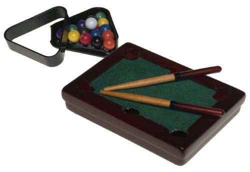 Toysmith 2808 Billiards In Box