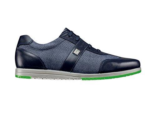 FootJoy Ladies Spikeless Casual Collection Golf Shoes Midnight/Denim 6.5 Medium (Footjoy Ladies Lopro Casual Spikeless Golf Shoes)