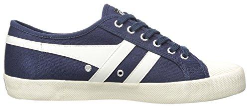 Gola Mens Coaster Fashion Sneaker Blu / Bianco Sporco