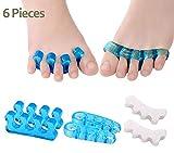 Gel Toe Separators, Toe Streightener for Relaxing