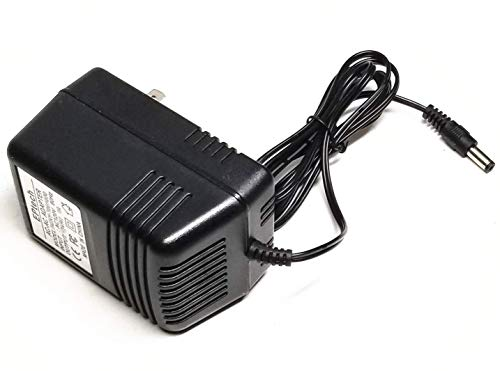 12V AC Adapter for JoeMeek MC2 ThreeQ MC 2 Three Q 3Q Stereo Optical Compressor Joe Meek Pro Channel VC3Q Studio Projects VTB1 Viscount EFX-2 EFX2# AC-1201000BS 12VAC 1A Power Supply Charger