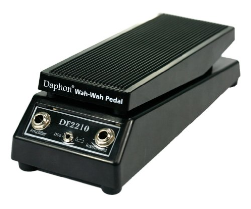 (Musical Electric Guitar FX Tones Effect Wah Wah Pedal)